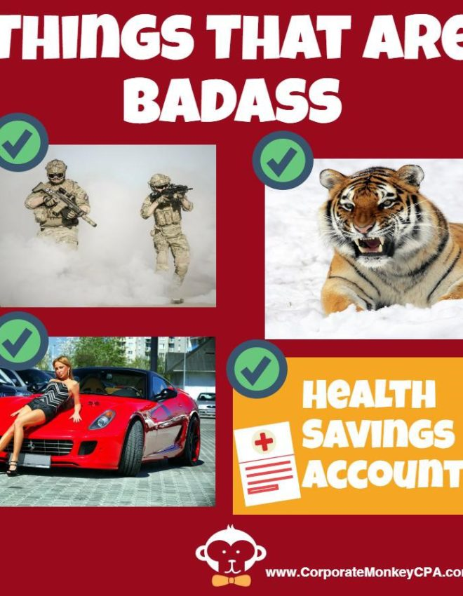 Health Savings Accounts (HSAs) – The Most Badass Early Retirement Savings Vehicle