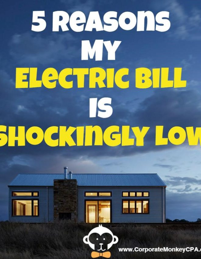 5 Reasons My Electric Bill Is Shockingly Low (No, I Don't Have Solar)