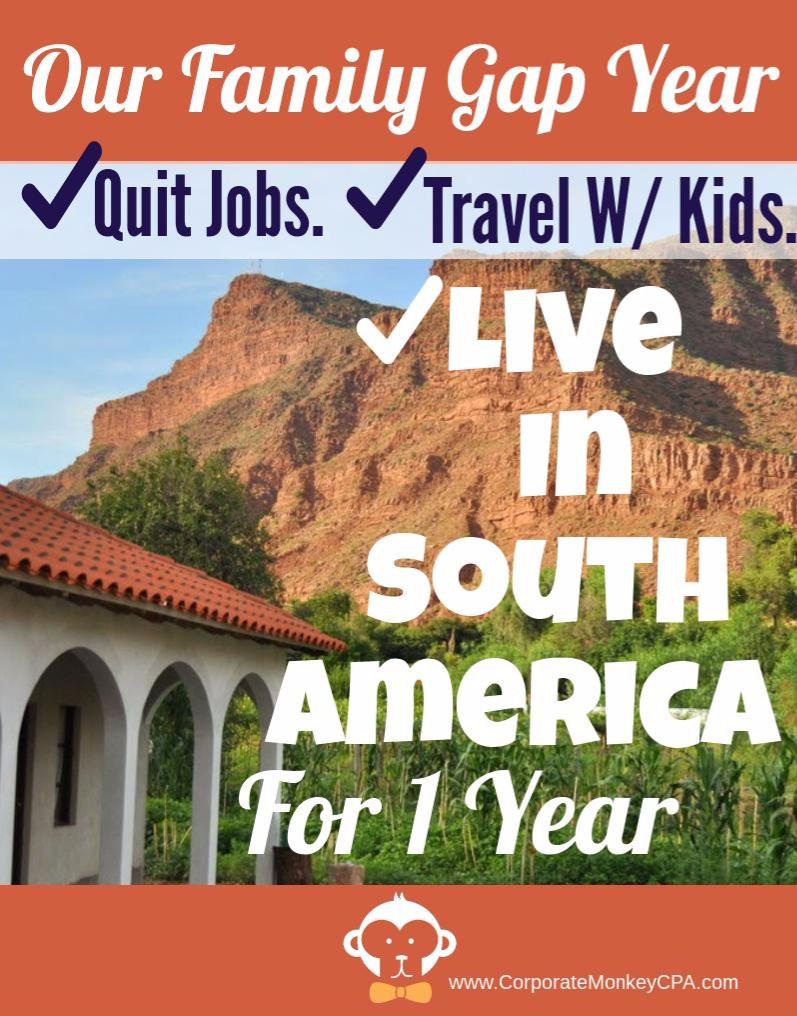 my big plans a family gap year to south america