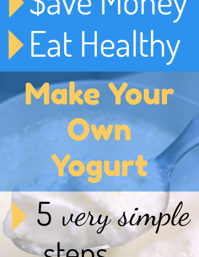 How To Make Your Own Greek Yogurt (And Turn It Into $4,000)