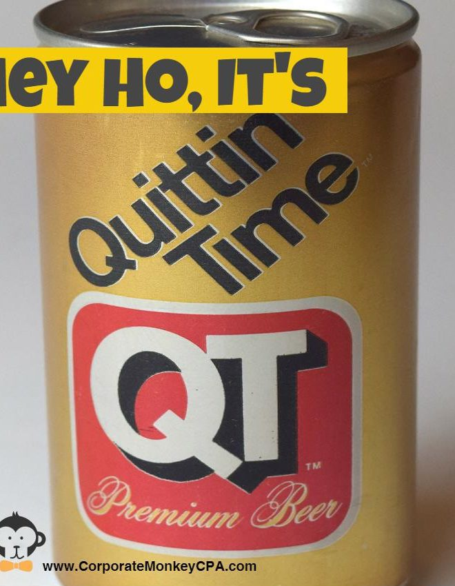 It's Quittin' Time – Take This Job And [redacted]!
