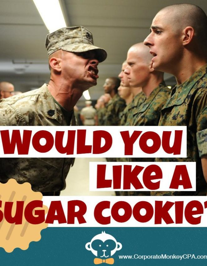 No Sugar Cookies For YOU!