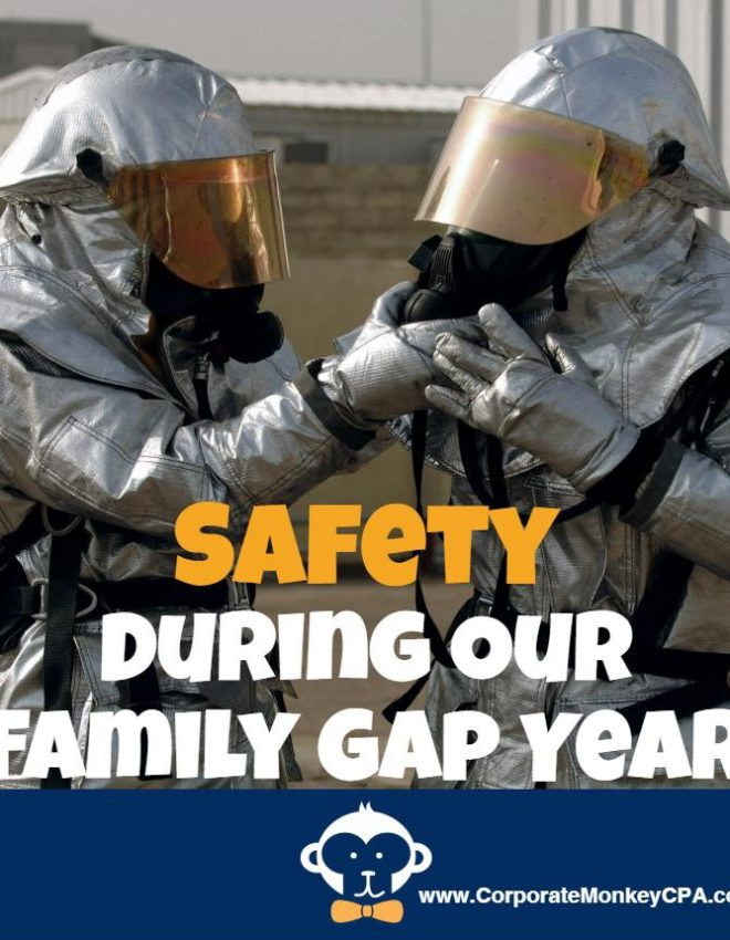 Safety During Our Family Gap Year