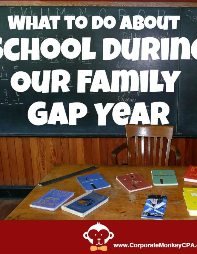 Why We'll Homeschool During Our Family Gap Year