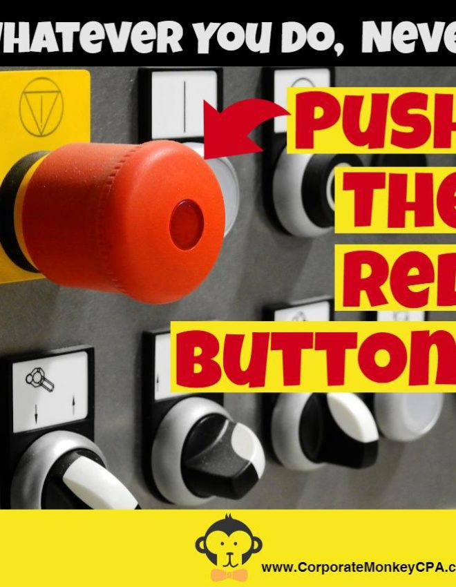 (Don't) Push The Red Button