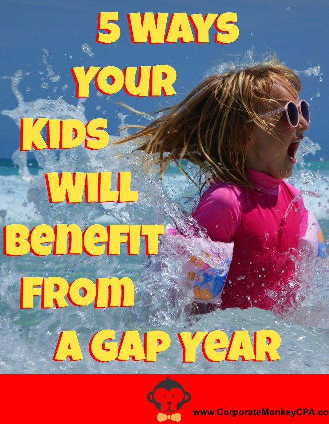 Sell Your Minivan And Take A Gap Year: 5 Ways Your Kids Will Benefit From A Year Abroad
