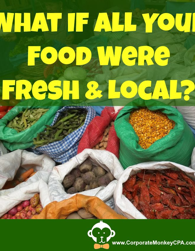What If All Your Food Were Fresh And Local?