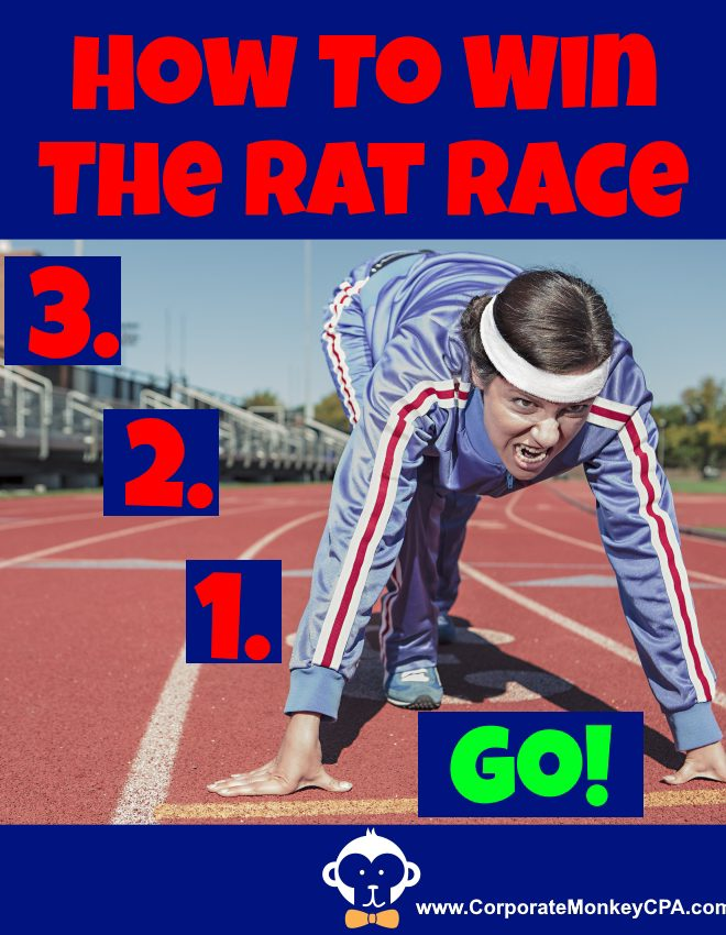 How To Win The Rat Race