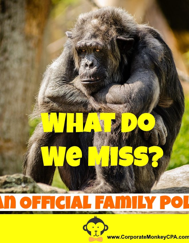 What Do We Miss? An Official Family Poll
