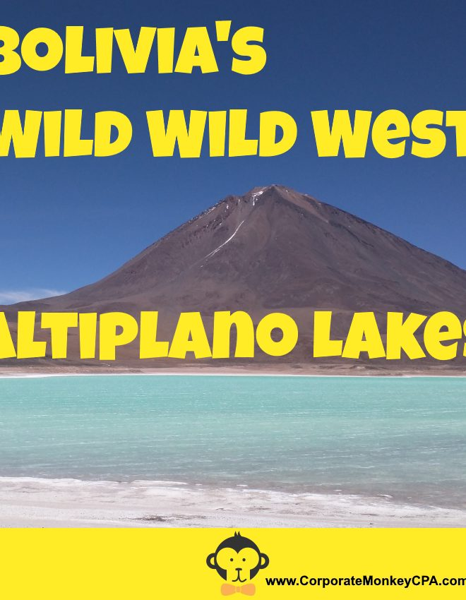 Bolivia's Wild Wild West: Part III – Altiplano Lakes Region