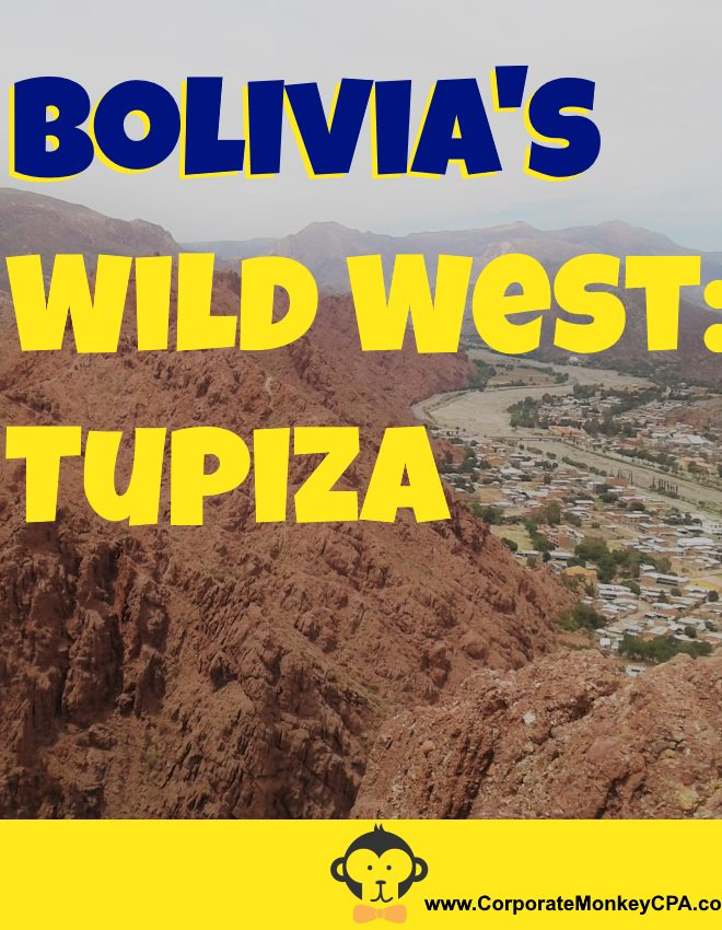 Bolivia's Wild Wild West: Part I – Tupiza