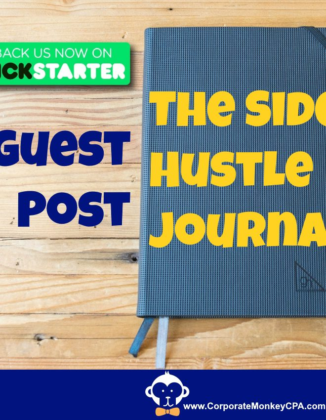 Guest Post: The Side Hustle Journal